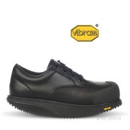 Safety black Omega work shoe