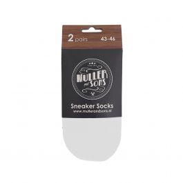 Sneaker Socks Muller & Sons 2pack