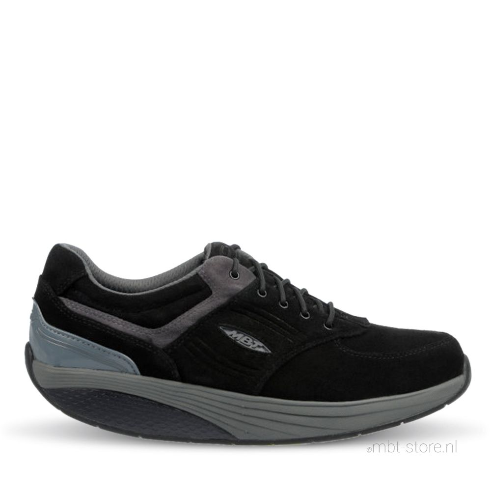 Auga Sport low black