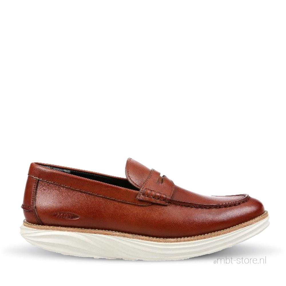 Boston loafer M DK brown