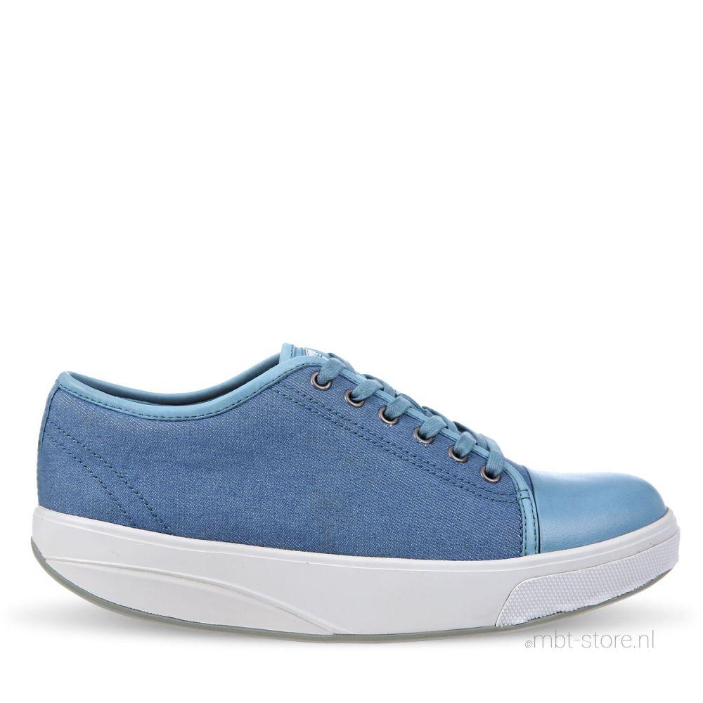 Jambo 7 W denim blue canvas