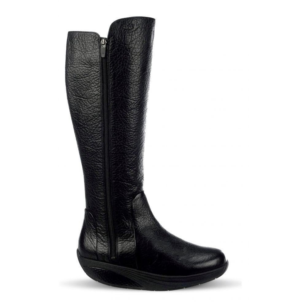 Malika ZIP High Boot black