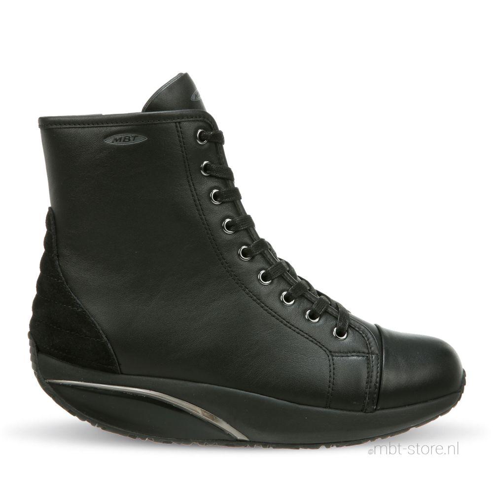 Monya Boot W black nappa