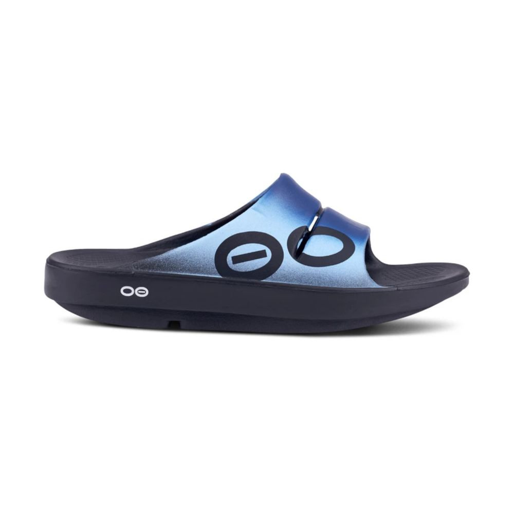 OOahh Sport black/azul