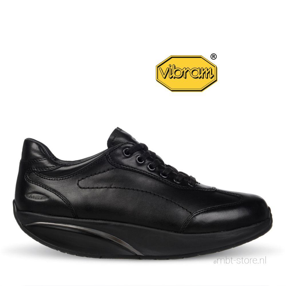 Pata 6S W black nappa