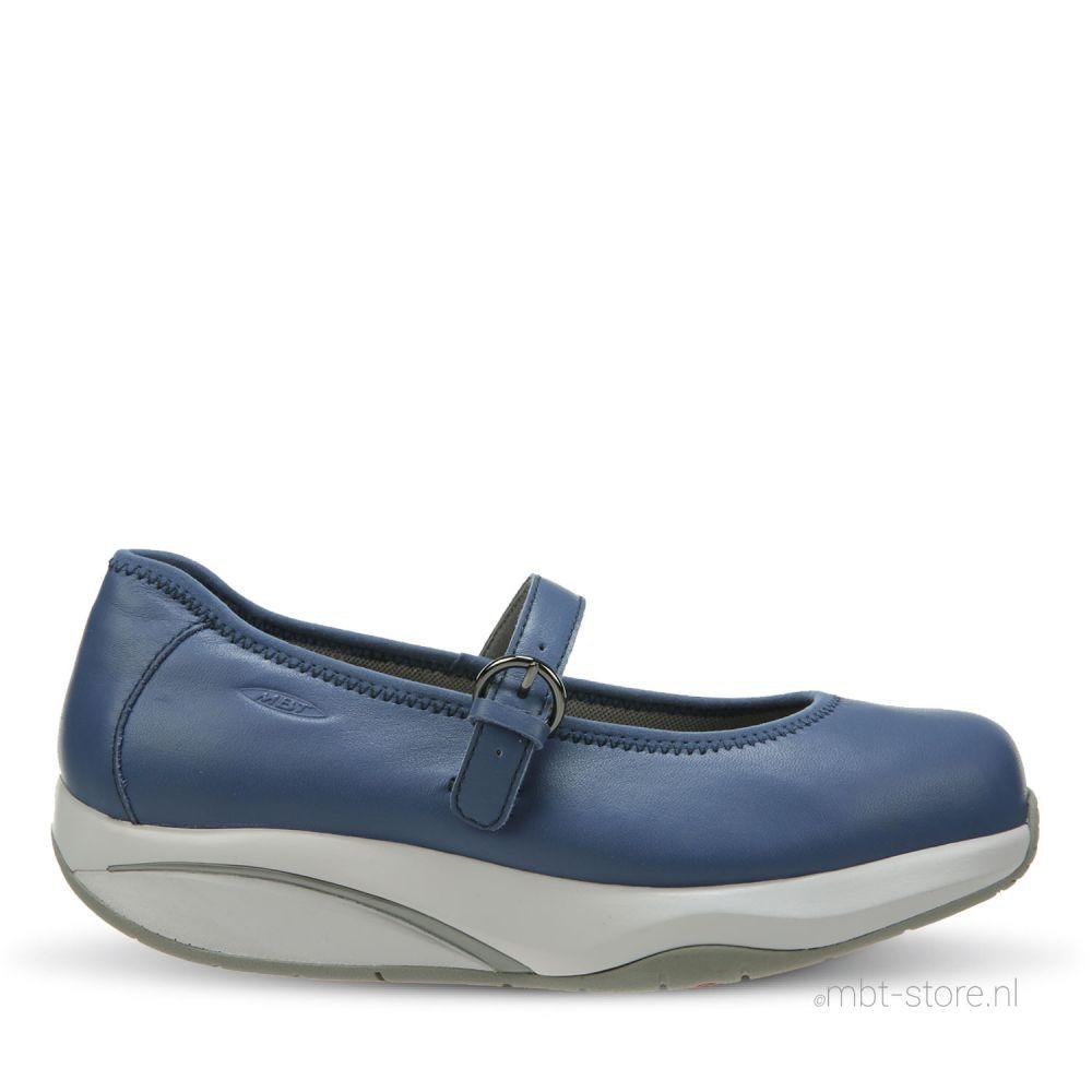 Tunisha indigo blue