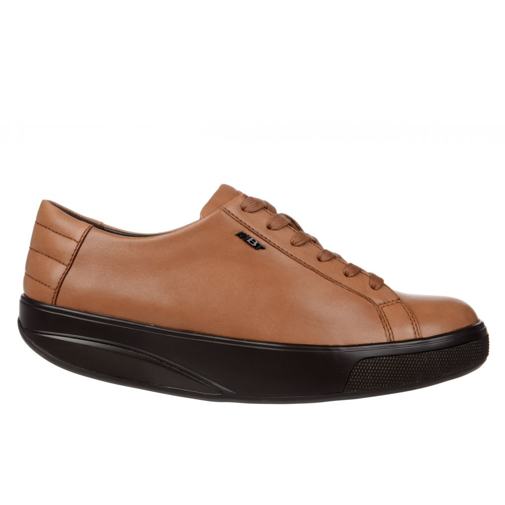 Jambo 6S W lace up burnished cognac