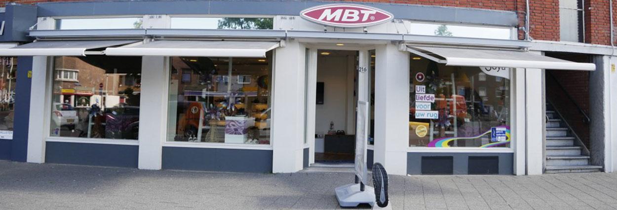 MBT store Den Haag pand